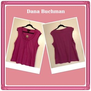 Women's Sleeveless Top by Dana Buchman